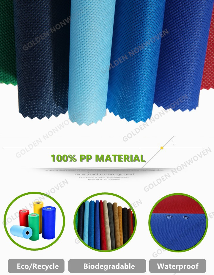 Nonwoven Fabric In Rolls