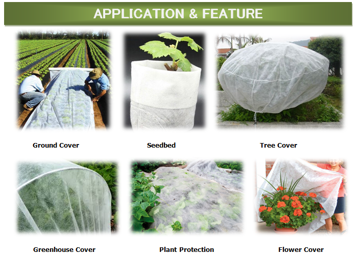 plant protection nonwoven fabric