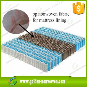 Non-woven Fabric Raw Materials for Making Mattress