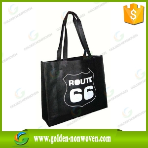 Price Polypropylene Non Woven Shopping Tote Bag