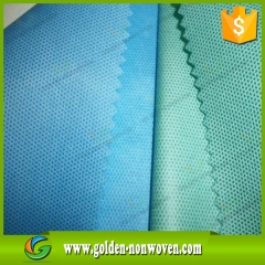 Tissu non tissé médical pour fabrication d'un manteau chirurgical faite par Quanzhou Golden Nonwoven Co., ltd