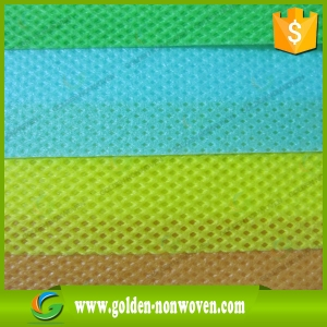 Colorful PP Nonwoven Roll Manufacturer Price