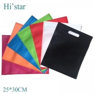 Die Cut Nonwoven Bag
