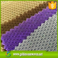 Cross nonwoven