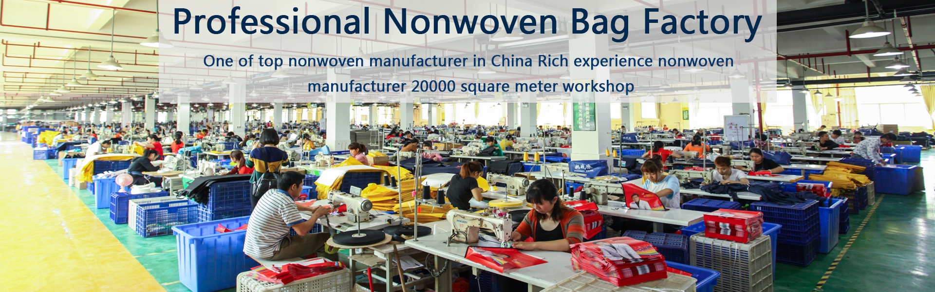 Nonwoven Bag Factory